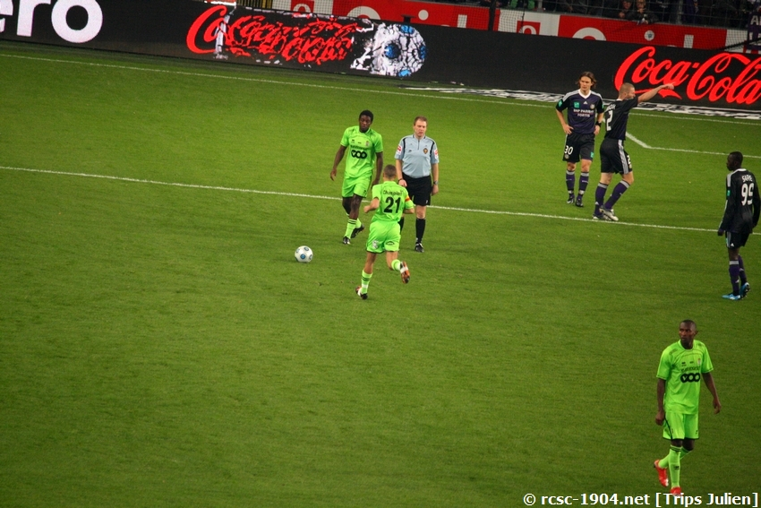 R.S.C.Anderlecht - R.Charleroi.S.C. [Photos][2-0] 100223030342994355502380