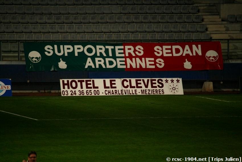 C.S.Sedan.A. - R.Charleroi.S.C. [Photos] [3-1][Amical] 100223040109994355502954