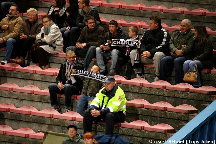 R.Charleroi.S.C. - K.V. Kortrijk. [Photos] [3-3] 100223042302994355503098