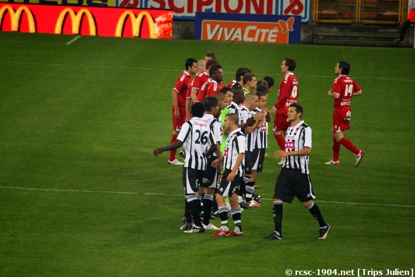 R.Charleroi.S.C. - K.V. Kortrijk. [Photos] [3-3] 100223042441994355503105