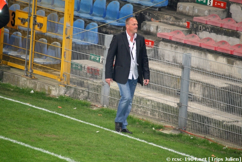 R.Charleroi.S.C. - K.V. Kortrijk. [Photos] [3-3] 100223042526994355503109