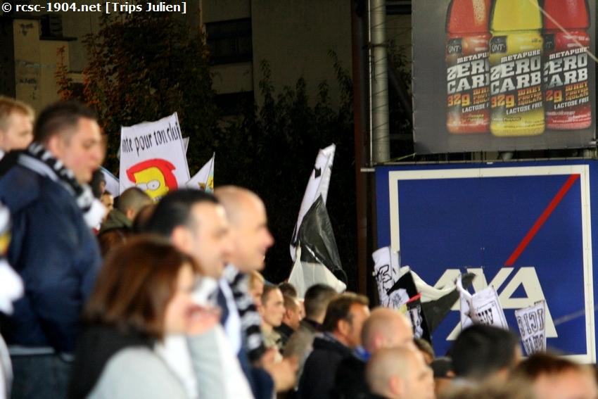 R.Charleroi.S.C. - K.V. Kortrijk. [Photos] [3-3] 100223042550994355503111