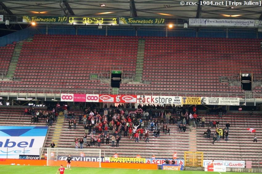 R.Charleroi.S.C. - K.V. Kortrijk. [Photos] [3-3] 100223042655994355503117