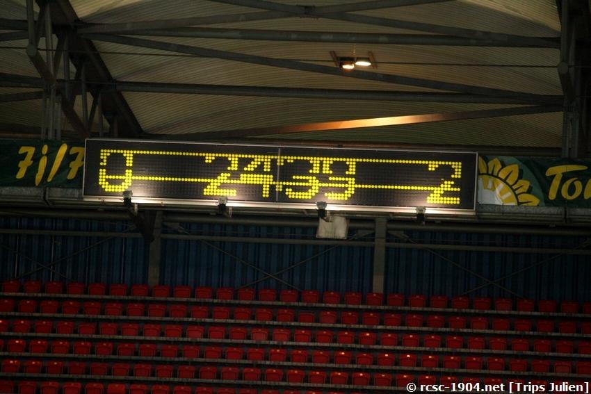 R.Charleroi.S.C. - K.V. Kortrijk. [Photos] [3-3] 100223042842994355503129