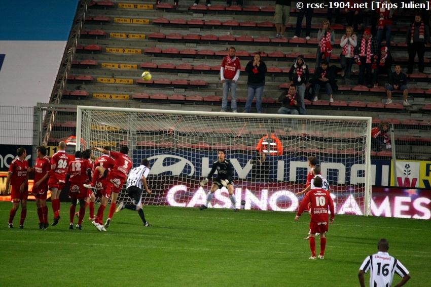 R.Charleroi.S.C. - K.V. Kortrijk. [Photos] [3-3] 100223043013994355503135