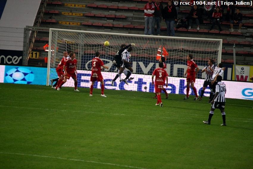 R.Charleroi.S.C. - K.V. Kortrijk. [Photos] [3-3] 100223043043994355503138