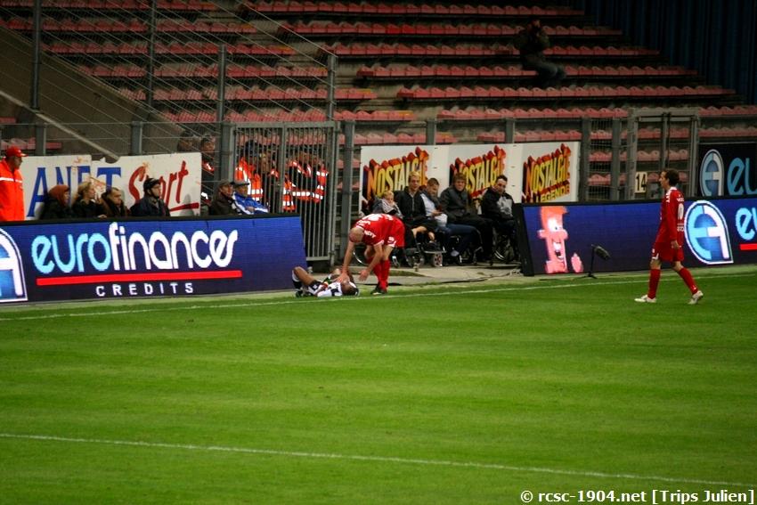 R.Charleroi.S.C. - K.V. Kortrijk. [Photos] [3-3] 100223043212994355503152