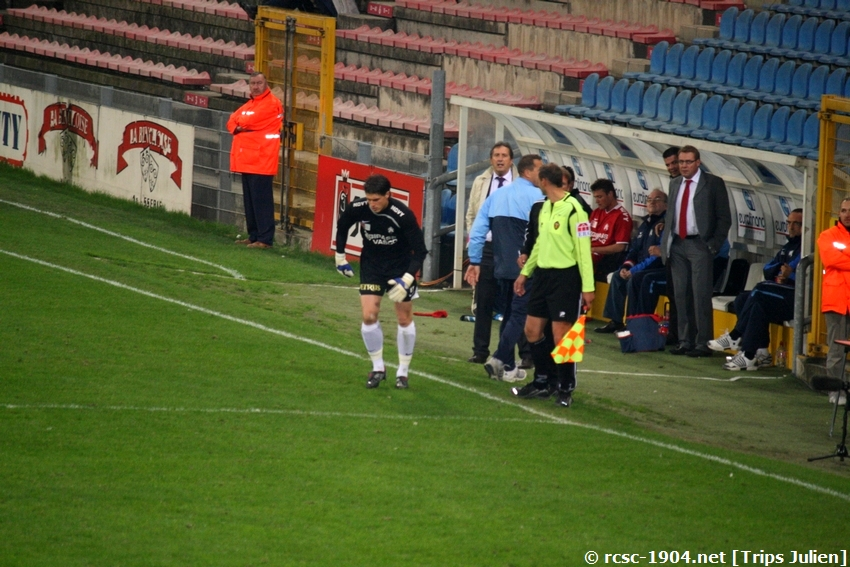 R.Charleroi.S.C. - K.V. Kortrijk. [Photos] [3-3] 100223043649994355503201