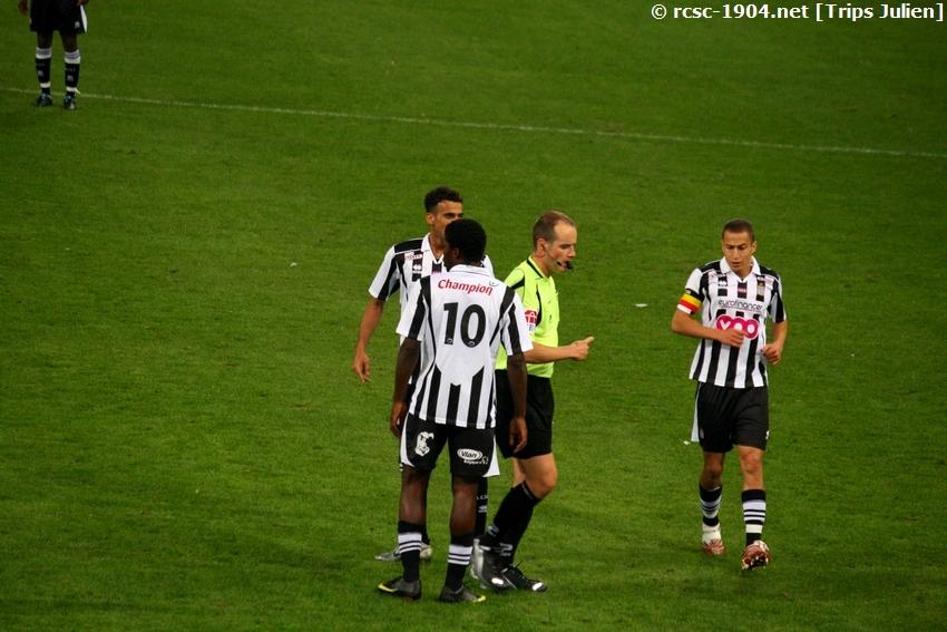 R.Charleroi.S.C. - K.V. Kortrijk. [Photos] [3-3] 100223043941994355503229