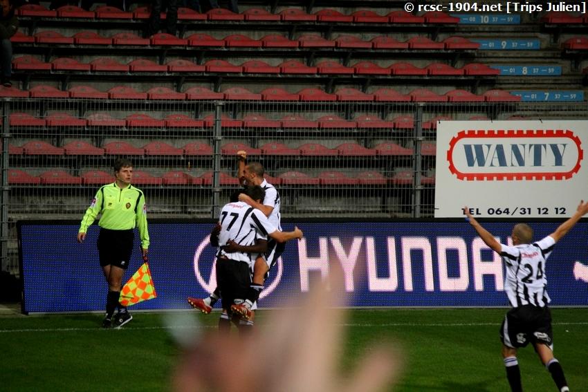 R.Charleroi.S.C. - K.V. Kortrijk. [Photos] [3-3] 100223044432994355503264