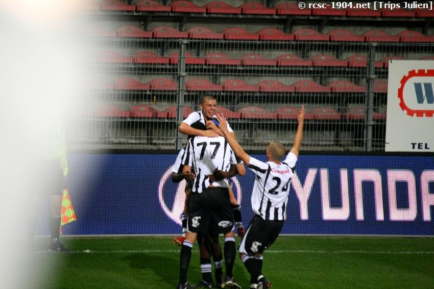 R.Charleroi.S.C. - K.V. Kortrijk. [Photos] [3-3] 100223044447994355503275