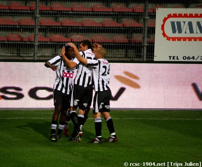 R.Charleroi.S.C. - K.V. Kortrijk. [Photos] [3-3] 100223044500994355503279