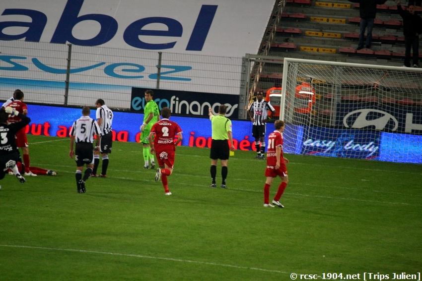 R.Charleroi.S.C. - K.V. Kortrijk. [Photos] [3-3] 100223044813994355503334