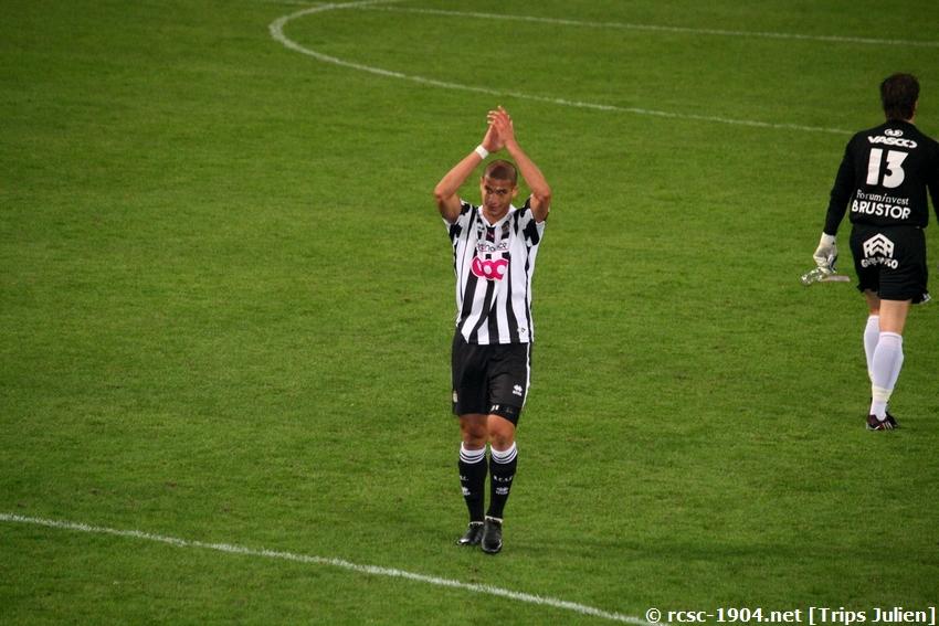 R.Charleroi.S.C. - K.V. Kortrijk. [Photos] [3-3] 100223045209994355503373