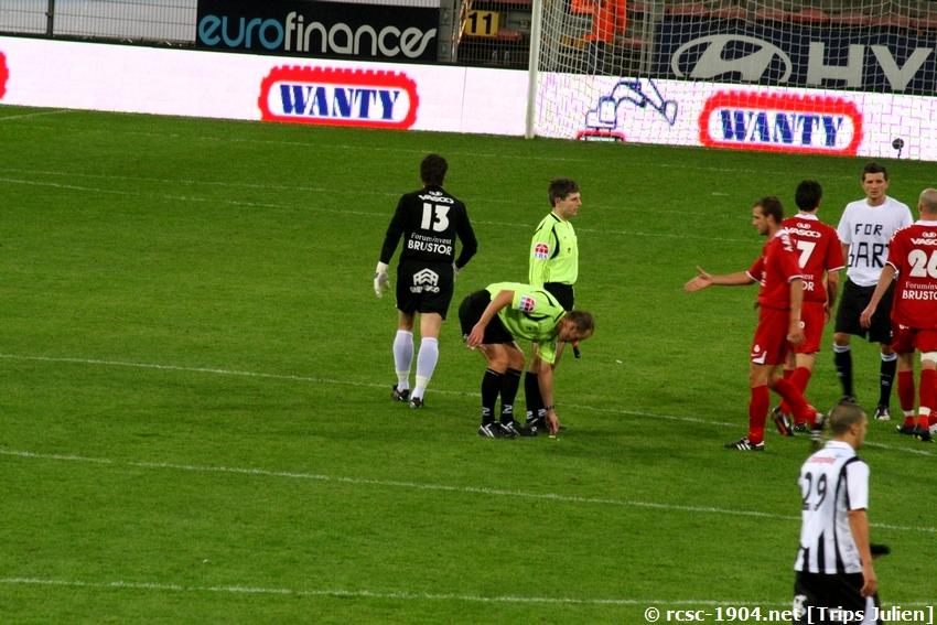 R.Charleroi.S.C. - K.V. Kortrijk. [Photos] [3-3] 100223045324994355503380