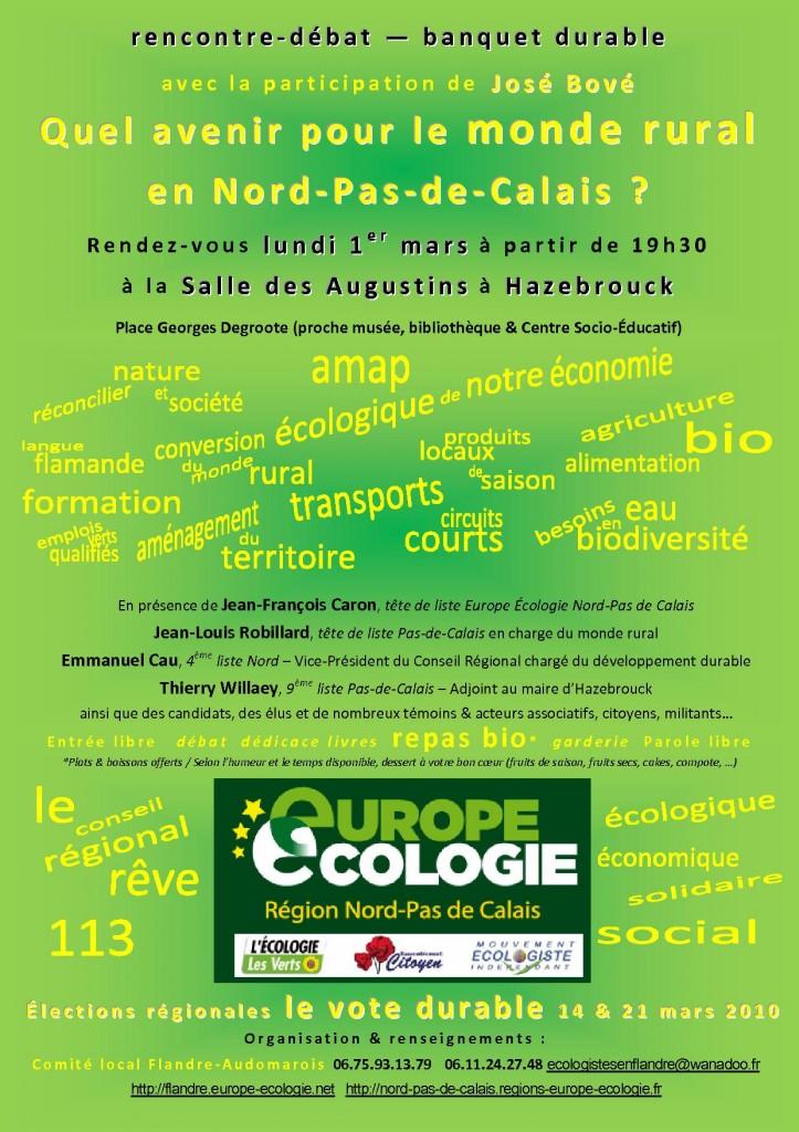 Europe Ecologie Flandre Vlaenderen 100223064908970735504182