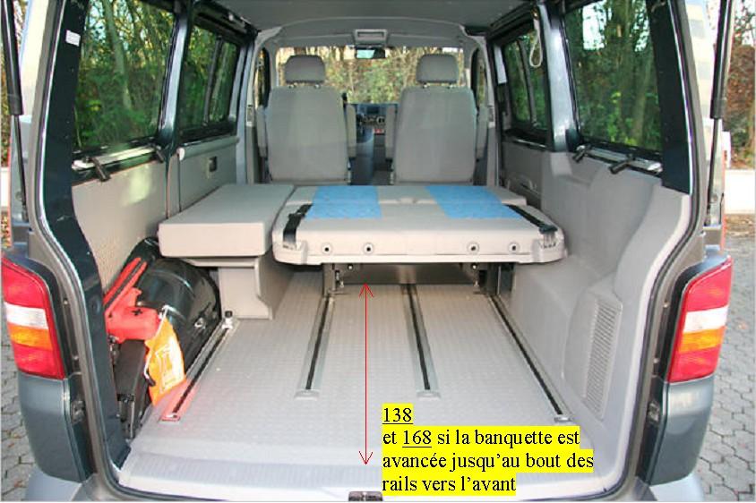 Fabuleux T4Zone Afficher le sujet - #AMENAGEMENT de mon Multivan Beach XM95
