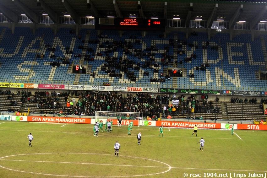 C.S.BRUGES - R.Charleroi.S.C. [Photos][1-0 100225020237994355512616