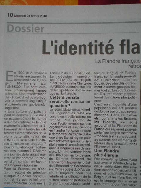 De frans vlaamse identiteit en cultuur en zijn toekomst - Pagina 2 100225090306970735517593