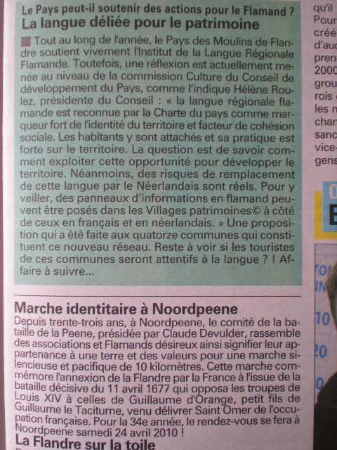De frans vlaamse identiteit en cultuur en zijn toekomst - Pagina 2 100225090614970735517638