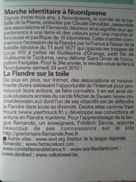 De frans vlaamse identiteit en cultuur en zijn toekomst - Pagina 2 100225090920970735517709
