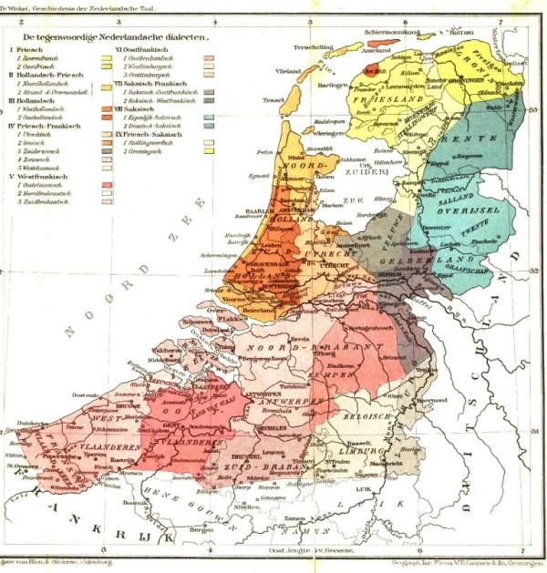 Officiële erkenning van regionale talen in Nederland 100227040055970735528528