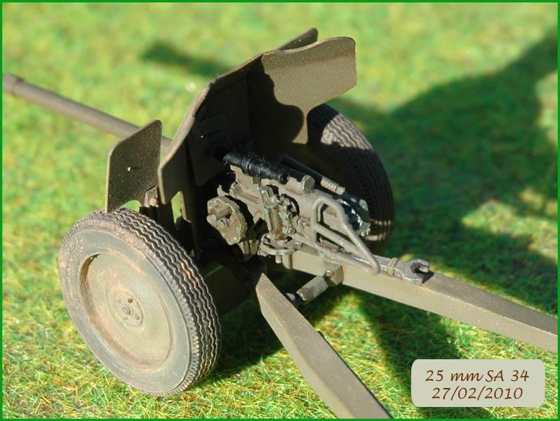 Canon 25mm Hotchkiss SA34 [REDUX 35005 1/35] 100227072158558505530061