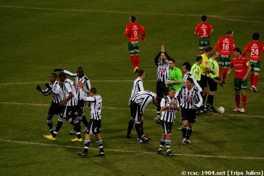 R.Charleroi.S.C - SV Zulte Waregem [Photos] [0-0] 100301010000994355539320