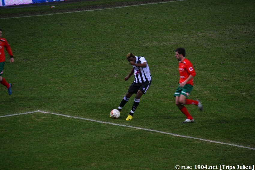 R.Charleroi.S.C - SV Zulte Waregem [Photos] [0-0] 100301010319994355539343