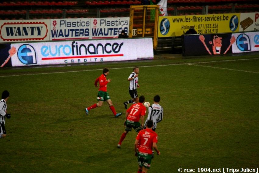 R.Charleroi.S.C - SV Zulte Waregem [Photos] [0-0] 100301010405994355539347