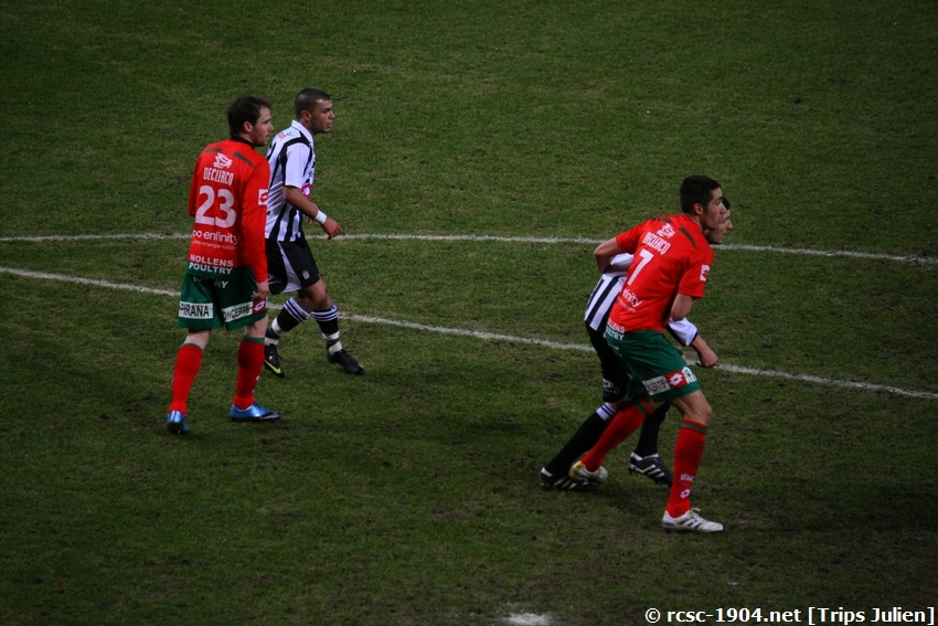 R.Charleroi.S.C - SV Zulte Waregem [Photos] [0-0] 100301010435994355539349