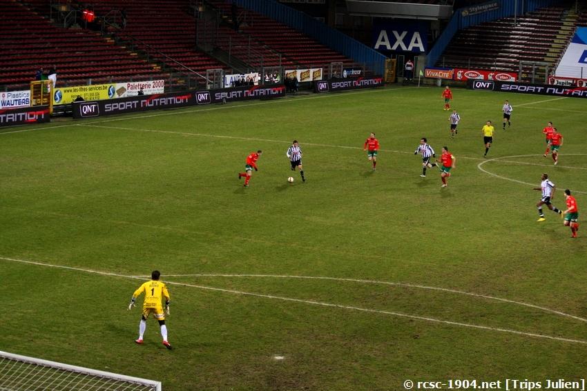 R.Charleroi.S.C - SV Zulte Waregem [Photos] [0-0] 100301010543994355539355