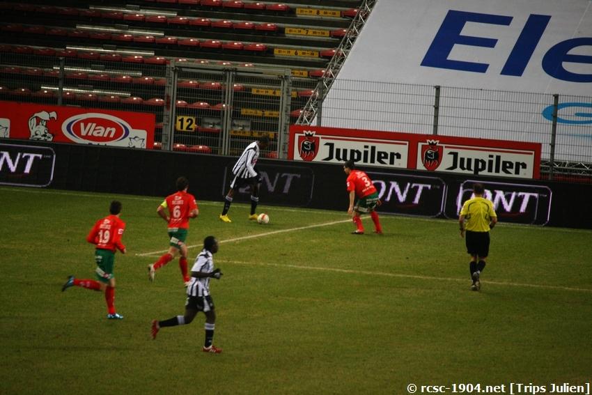 R.Charleroi.S.C - SV Zulte Waregem [Photos] [0-0] 100301010909994355539373