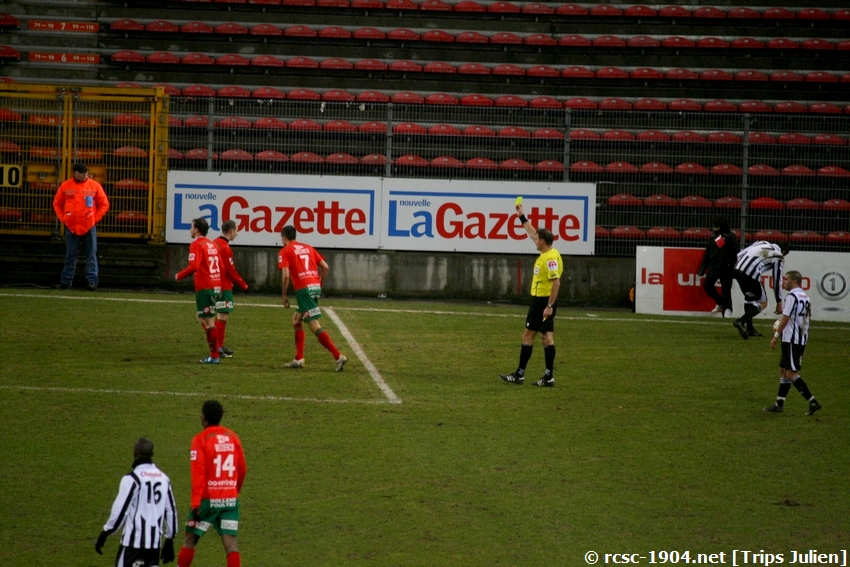 R.Charleroi.S.C - SV Zulte Waregem [Photos] [0-0] 100301011044994355539377
