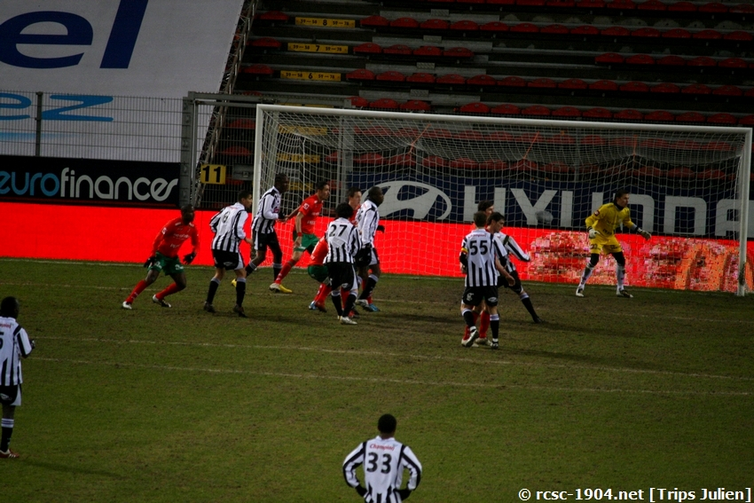 R.Charleroi.S.C - SV Zulte Waregem [Photos] [0-0] 100301011104994355539378