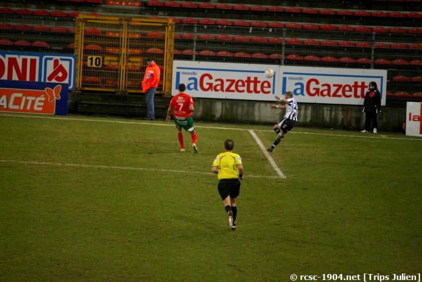 R.Charleroi.S.C - SV Zulte Waregem [Photos] [0-0] 100301011204994355539388