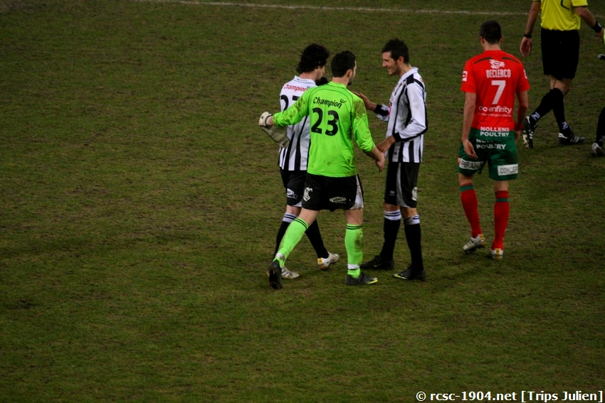 R.Charleroi.S.C - SV Zulte Waregem [Photos] [0-0] 100301011432994355539402