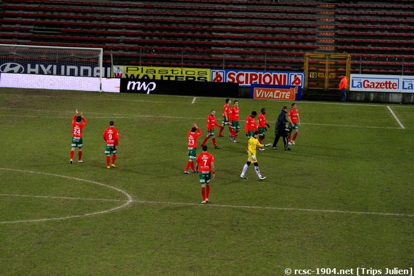 R.Charleroi.S.C - SV Zulte Waregem [Photos] [0-0] 100301011503994355539404