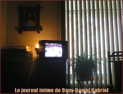 hockey tv salon dany daniel gabriel
