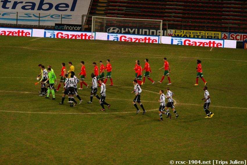 R.Charleroi.S.C - SV Zulte Waregem [Photos] [0-0] 100301125929994355539317