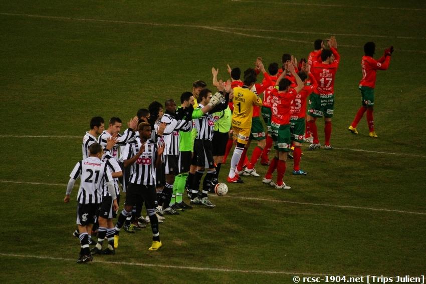 R.Charleroi.S.C - SV Zulte Waregem [Photos] [0-0] 100301125944994355539319