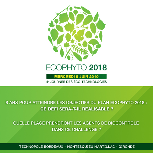 Site officiel de la 4ème Journée des Eco-Technologies organisée par la Technopole Bordeau Montesquieu