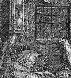 Melencolia I (Albrecht Dürer) - Page 2 100303051653777135555812