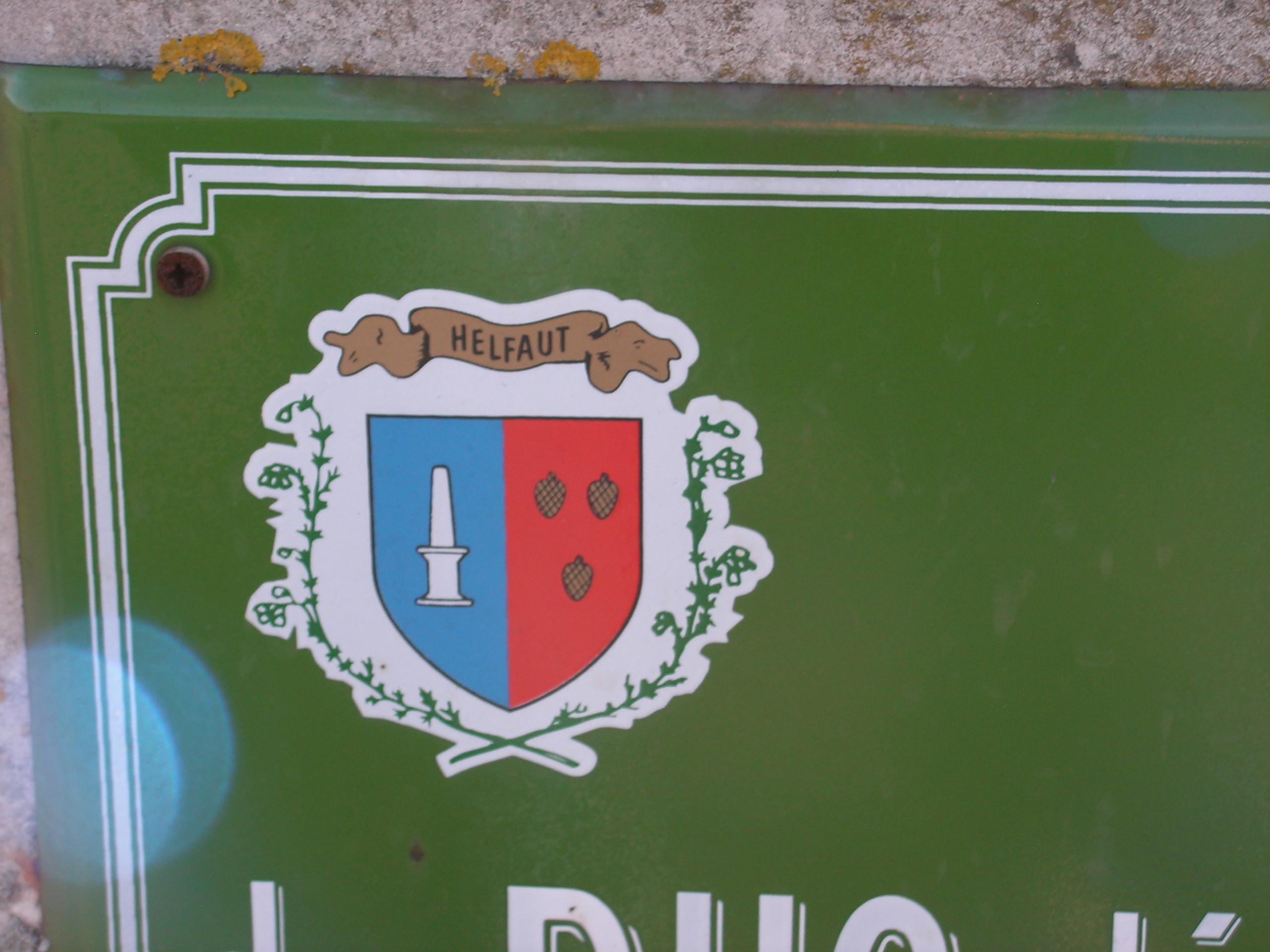 Colonne d'Helfaut érigée à la mémoire du Duc d'Orléans 100303101701567535558072