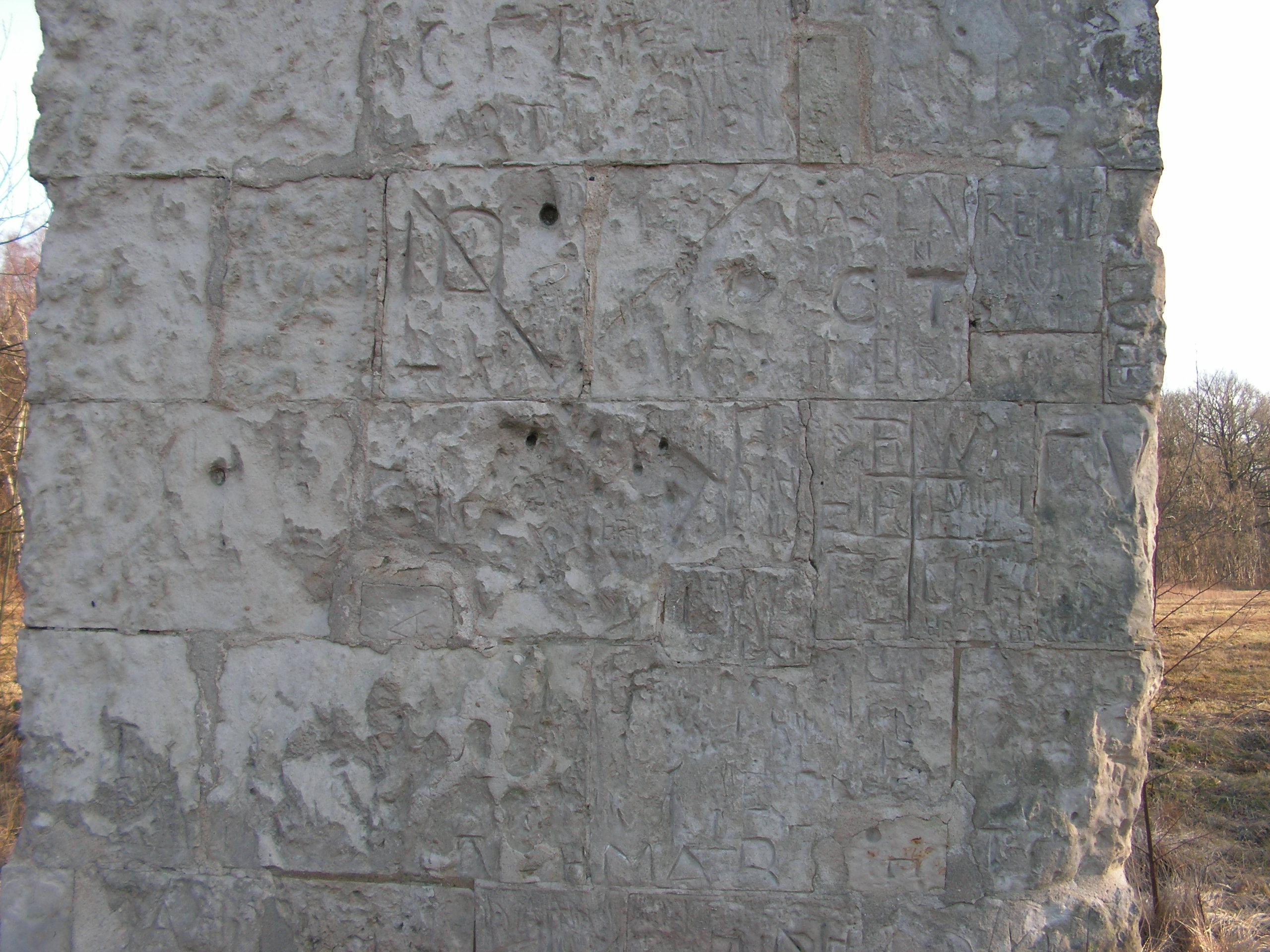 Colonne d'Helfaut érigée à la mémoire du Duc d'Orléans 100303102920567535558130