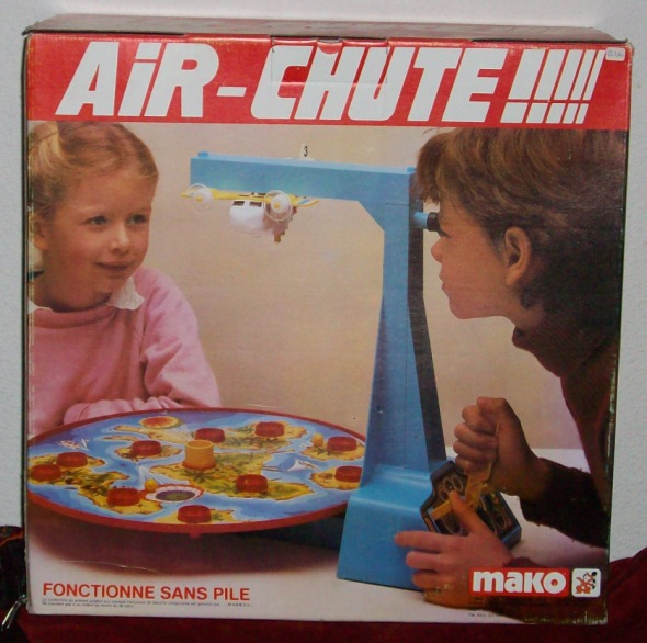 AIR CHUTE - Mako - 1984 100308115049668845592587