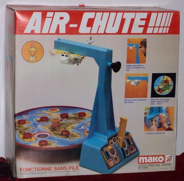 AIR CHUTE - Mako - 1984 100308115049668845592588