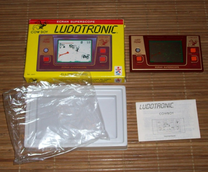 Les game & watch / Table Top ORLI MECCANO TOMY... 100309121328668845592662