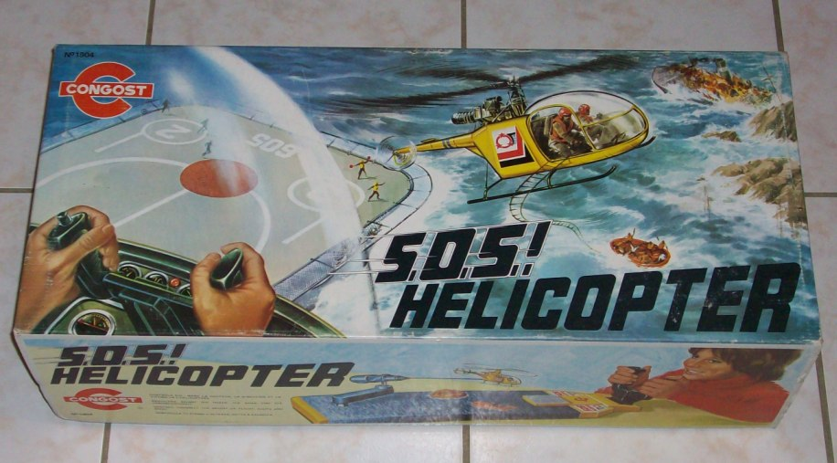 SOS HELICOPTER - Congost 100309122555668845592740