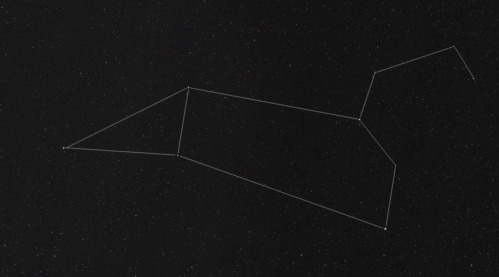 Pollution lumineuse, mosaïques, constellations et croissant... 10031008094240455603797